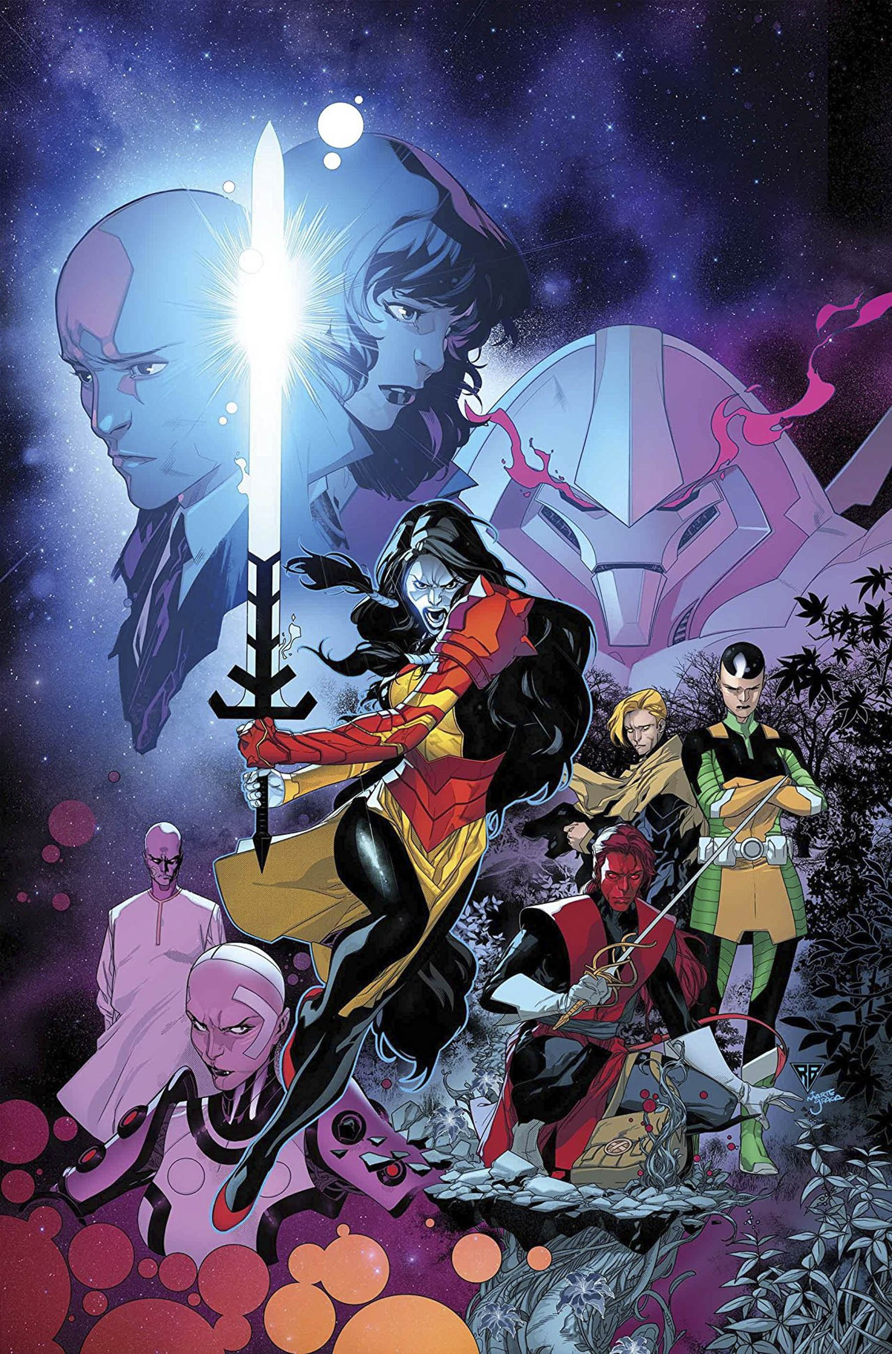 Jonathan Hickman's Return to Marvel's X-Men powers of x.jpg
