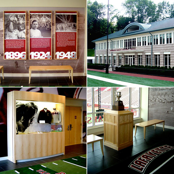 Kamine Varsity Football House