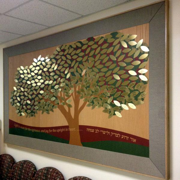 Tree of Life Donation Board