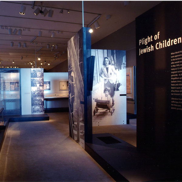 Life in Shadows: Hidden Children of the Holocaust