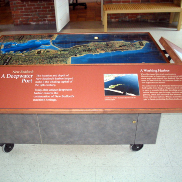 New Bedford Whaling NHS