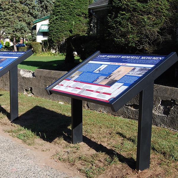 Camp Merritt WWI Memorial