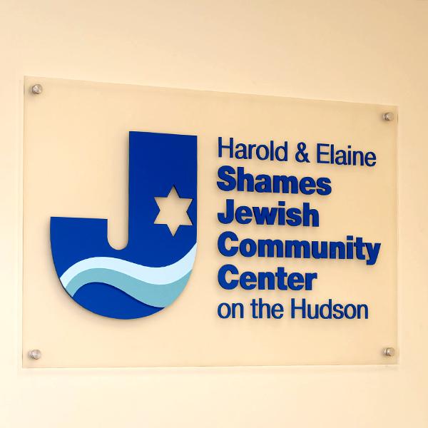 Interior Building Sign