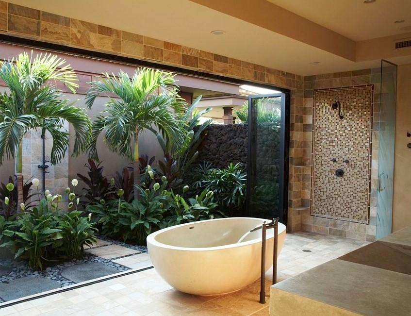 interior-designers-honolulu-Bathroom-Tropical-with-courtyard-floor-tub-filler.jpg