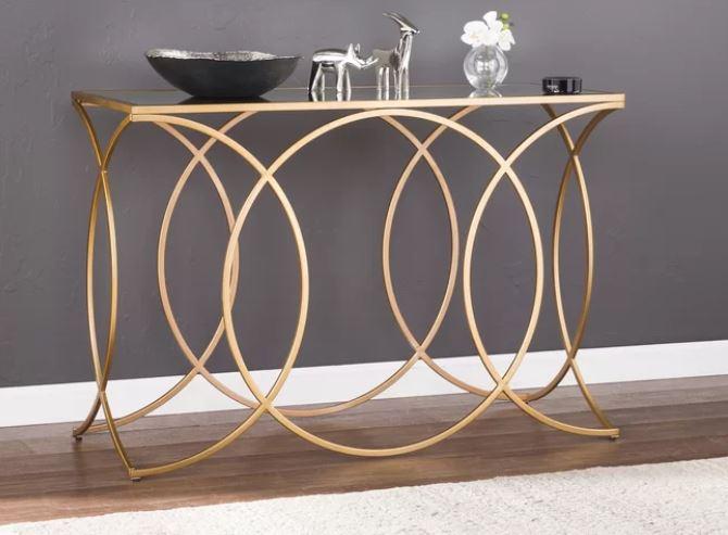 Montgomery geometric console table, Wayfair.JPG