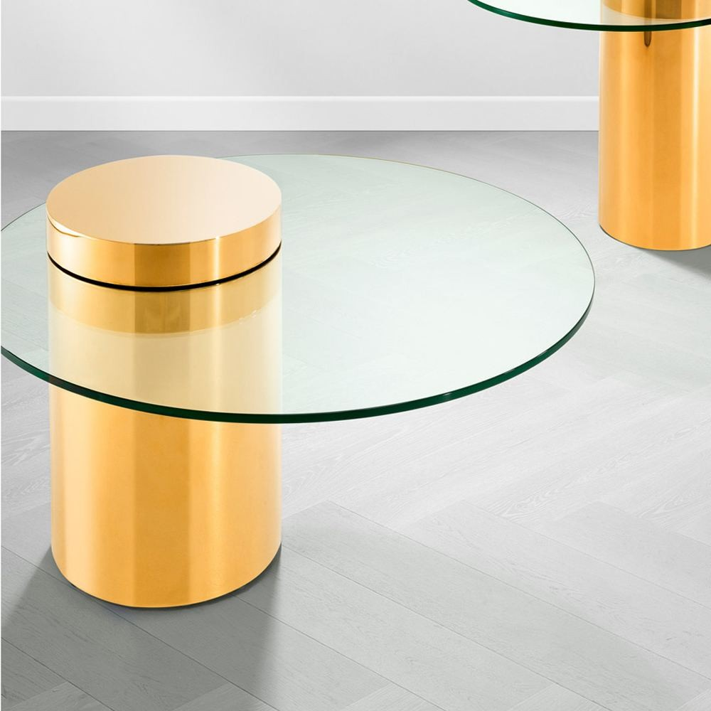 Eichholtz Equilibre Coffee Table Gold Finish, Houseology.jpg