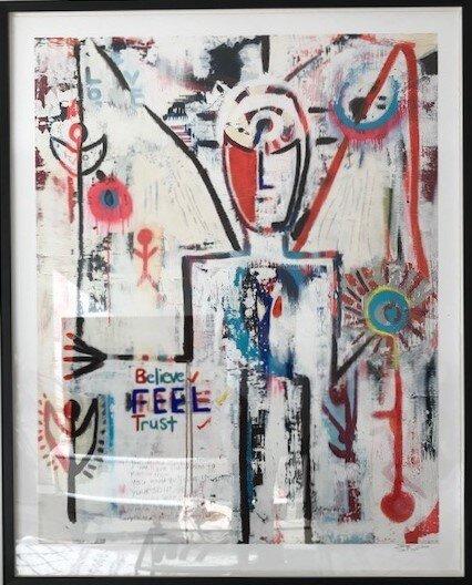 Tribal Love by Bridget Griggs