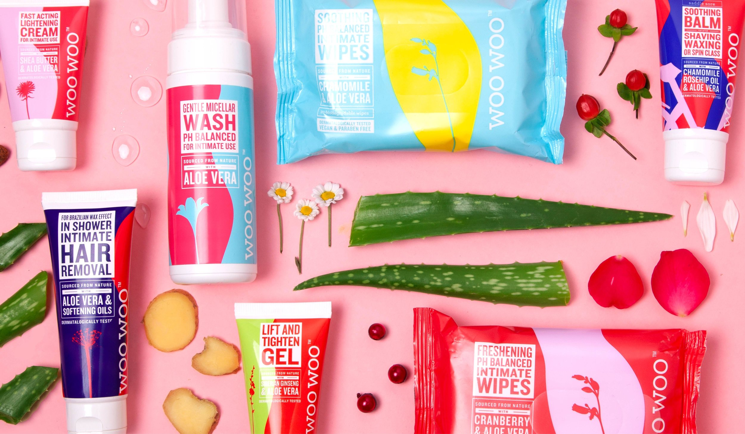 Pamper, preen and protect -