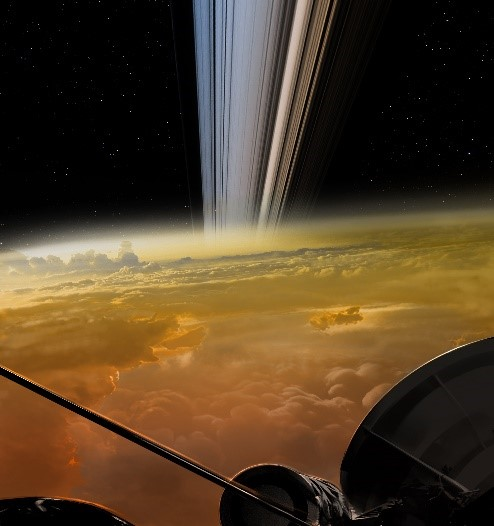 CASSINI    The plethora of graphic novels and astrological textbooks that we used to consume as a child has led us to believe that a lot is known about our universe; what with millions upon millions of visually stimulating images related to planets and collapsing nebulas readily available all over the internet. However, the true intricacy of the gas giants in our...  Aryan Wani