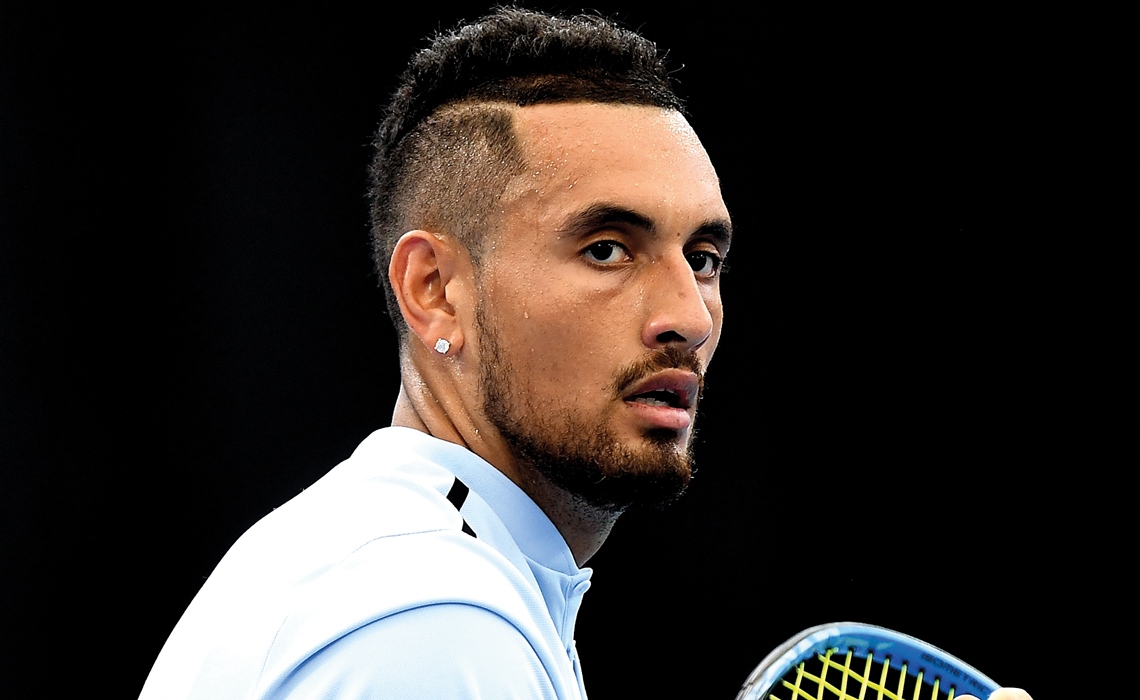THE US OPEN 2018 - LAHYANI GATE    In the second round of the US Open, Nick Kyrgios of Australia was playing Pierre-Hughes Herbert of France. Kyrgios, a much more talented player than his opponent, was 6-4, 3-0 down. Kyrgios was doing what he often does; looking disinterested…   By Adam Hassan