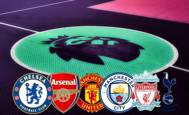 THE BIG SIX - PREMIER LEAGUE    In the top fight, we have the top six teams, constantly winning silverware and qualifying for major competitions. These well-known top six teams are Manchester City, Manchester United, Chelsea, Arsenal, Liverpool and Tottenham. At this moment in time, 5 of these teams are in their…   By Kammesh Atputhajeyam