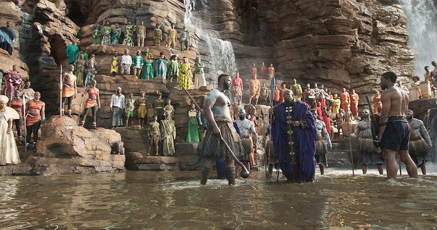Tradition and culture are key themes which make Black Panther such a special superhero movie.