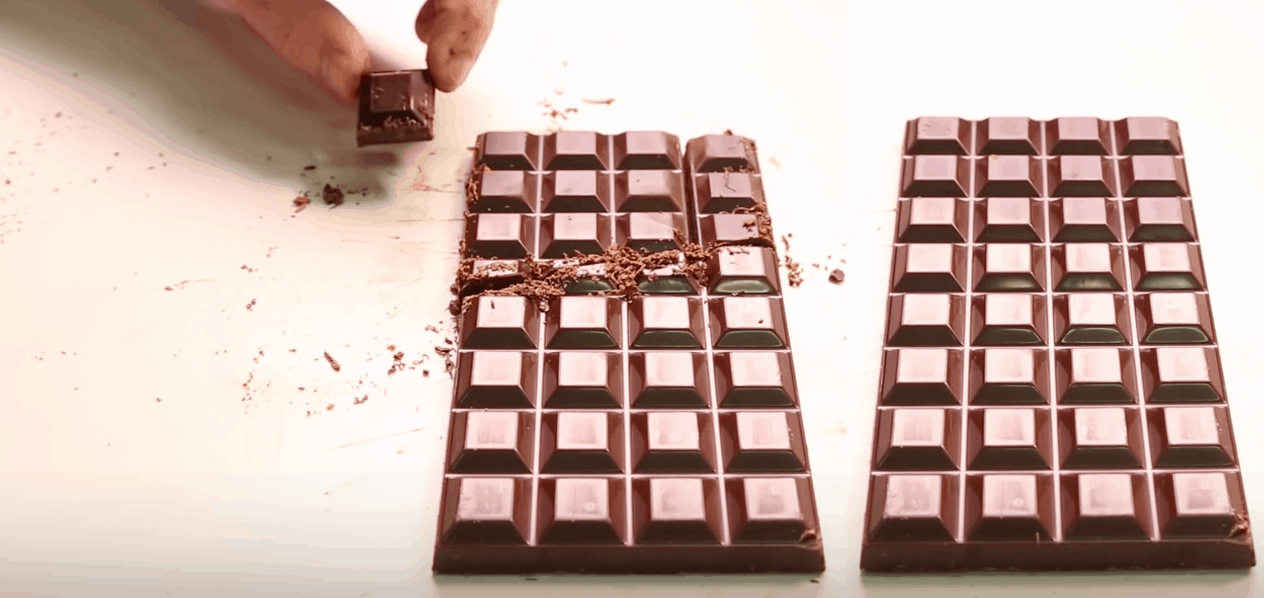 Tasty Banach-Tarski paradox representation