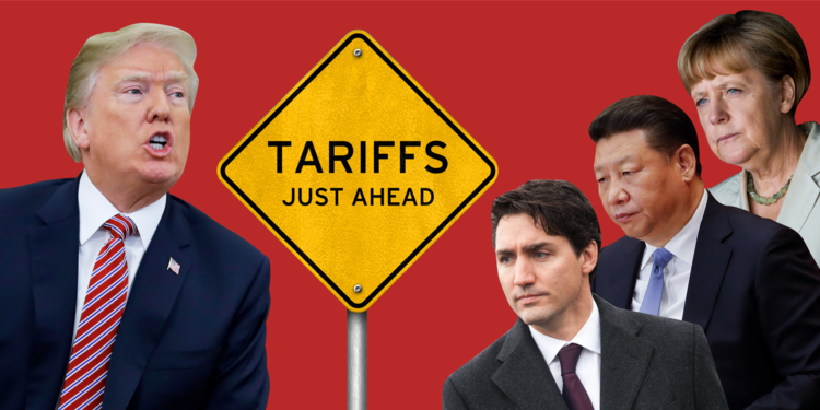 TRUMP VERSUS THE WORLD    Ever since Donald Trump entered office, the whole world has felt his iron fist when it comes to trade. Tariff after tariff has been fired at countries around the world, justified as countervailing and antidumping duties. The former affects industries with poor and unfair subsidies from the government, whilst the latter regards foreign industries entering US markets with their products…   By Viraj Mehta