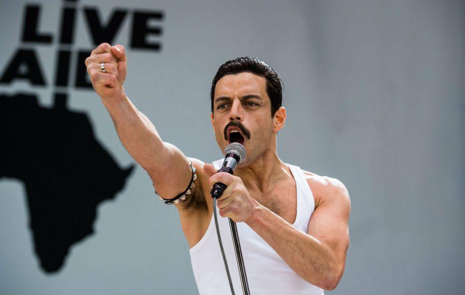 Rami Malek - Bohemian Rhapsody