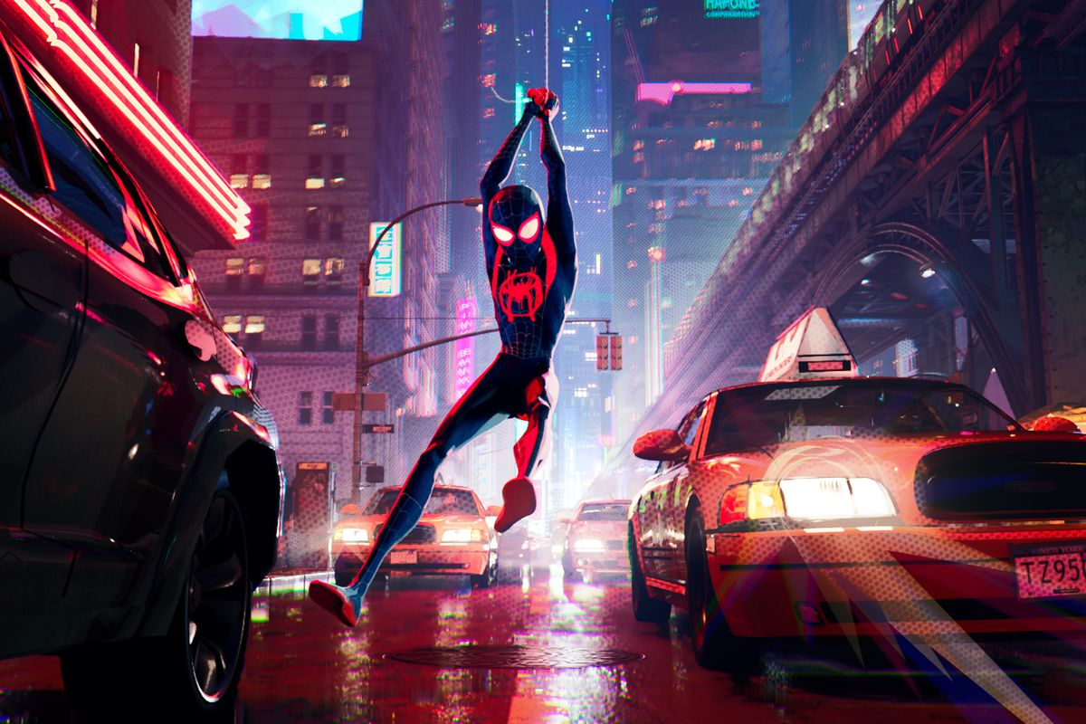 Spiderman: Into The Spiderverse