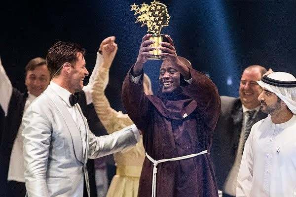 THE TEACHER WHO MADE A DIFFERENCE    On 23rd March 2019, the Global Teacher Prize, presented by Hugh Jackman, was awarded to Peter Tabichi. Peter Tabichi is a science teacher, as well as a 'Franciscan Brother', more commonly known as a monk. Annually, he gives 80% of his salary…   By Isabel Viviano
