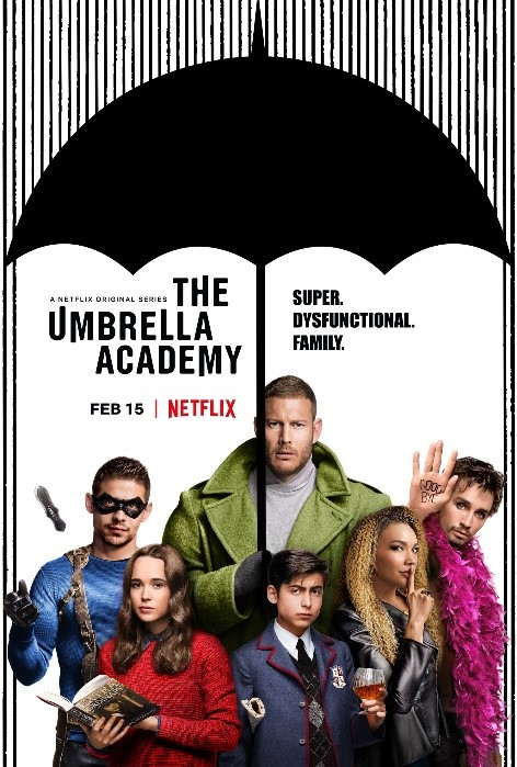 THE UMBRELLA ACADEMY REVIEW    Netflix's new original 'The Umbrella Academy' is a superhero TV series adapted from the comic book of the same name revolving around the life of the Hargreeves, a group of superpowered siblings, adopted and trained by the eccentric…   By Sathujan Manmatharajah