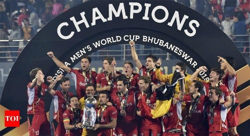 THE FIELD HOCKEY WORLD CUP 2018
