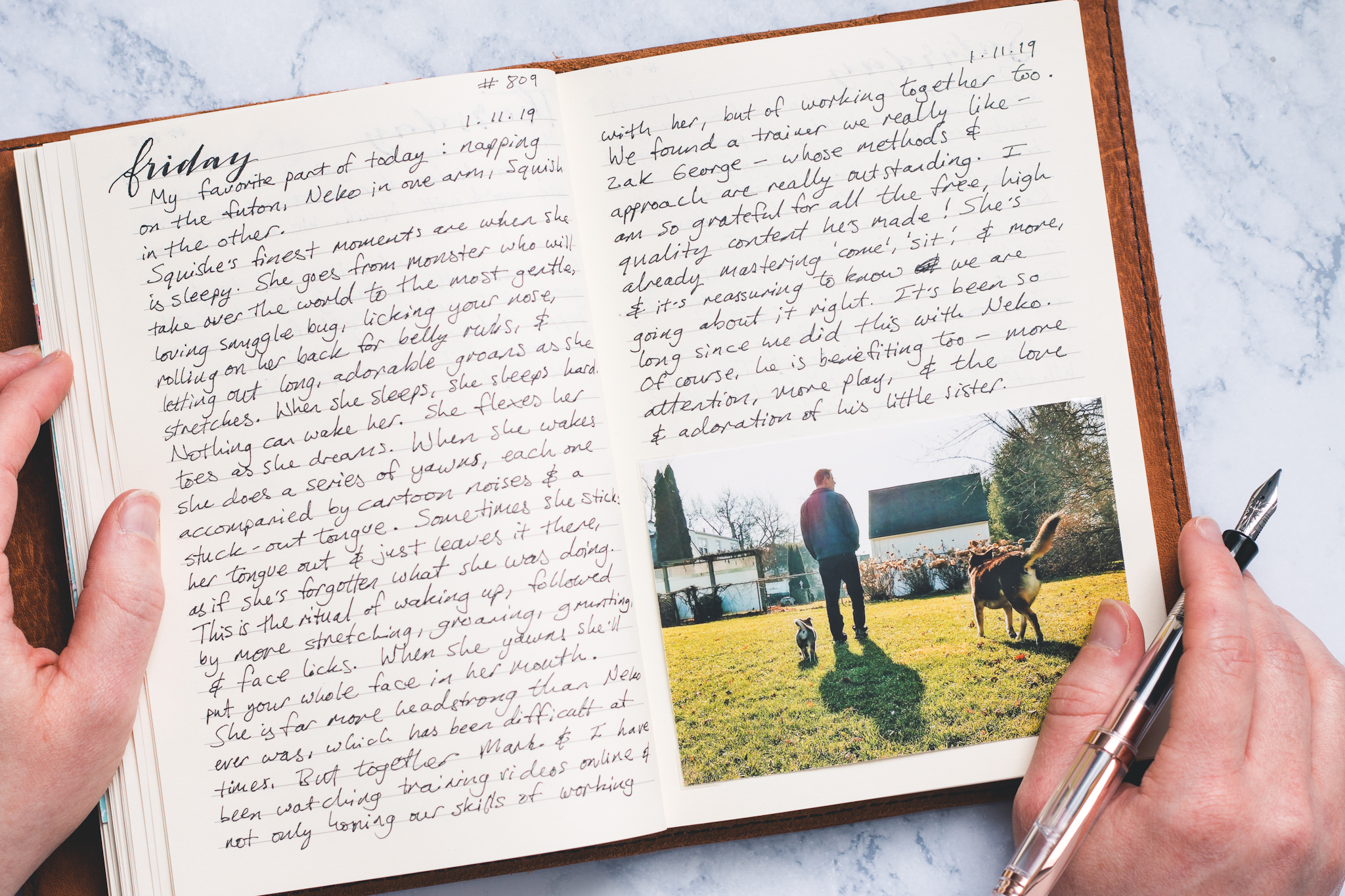 The Gratitude Log -- 5 Tips To Create A Successful Journaling Habit