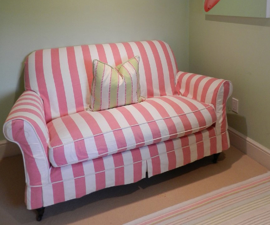 George Smith Slipcovered sofas - A Hamptons classic!