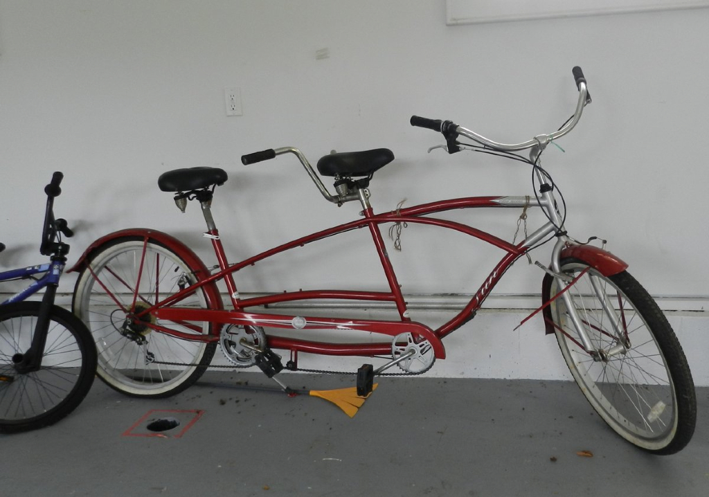 Retro Sun TandemBicycle - Unique item and no longer in production!