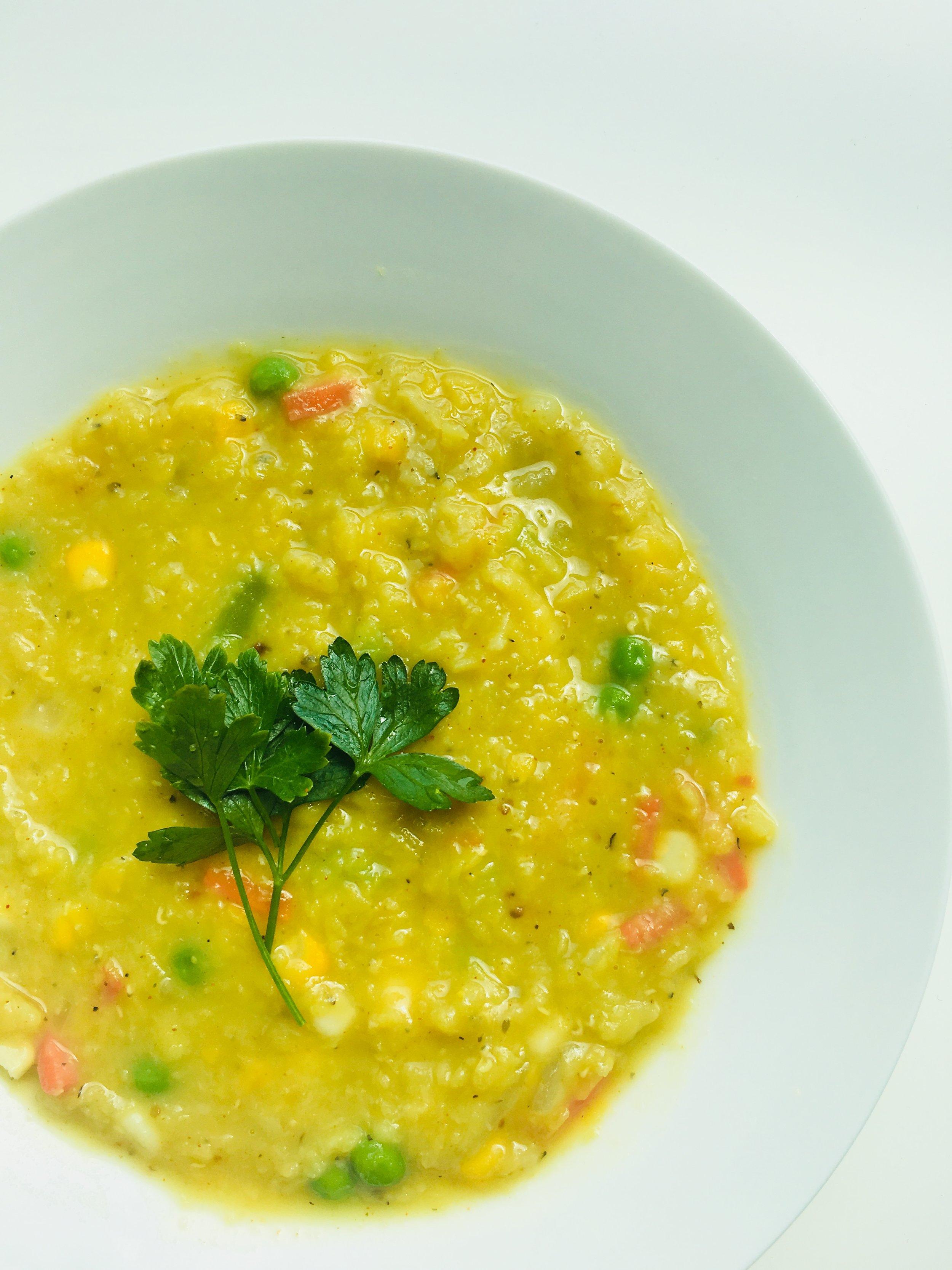 Vegetable daal recipe
