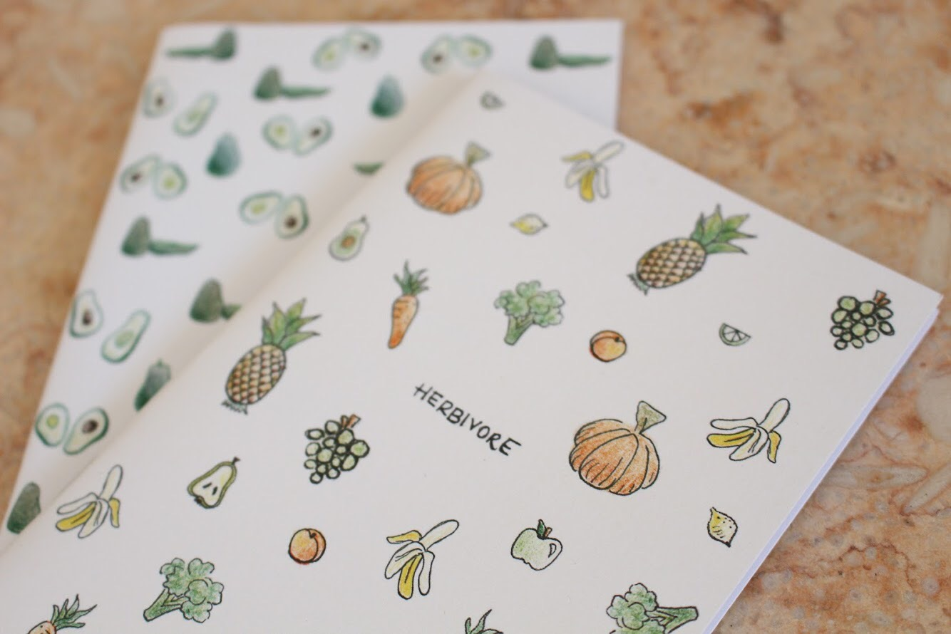 Herbivore notebook from PaperchainG