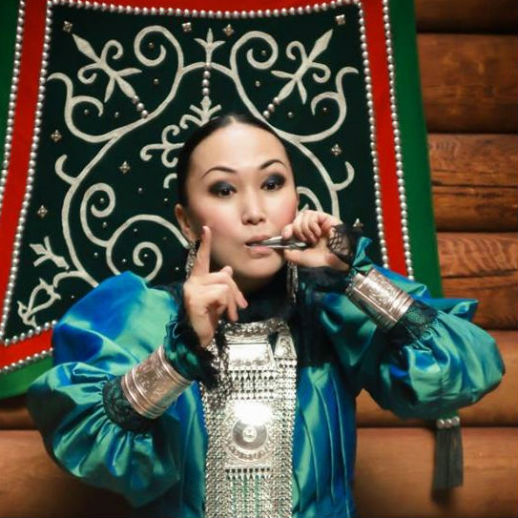Yuliyana Krivoshapkina -