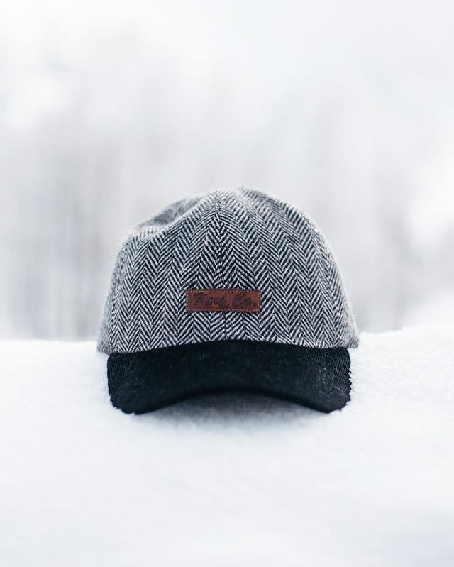 Granite Wool | Baseball Cap . . . #handmade #northernmichigan #madeintheUSA #keefcompany #hatsofinstagram #ecofriendlyclothing #hats #coolhats #dadhats #5panel #repurposed #recycled #recycledtextiles #outsiderculture #adventure #vsco #liveoutdoors #optoutside #outsidewear #liveauthentic #travelhat #puremichigan #michigrammers #michiganmade #shopsmall
