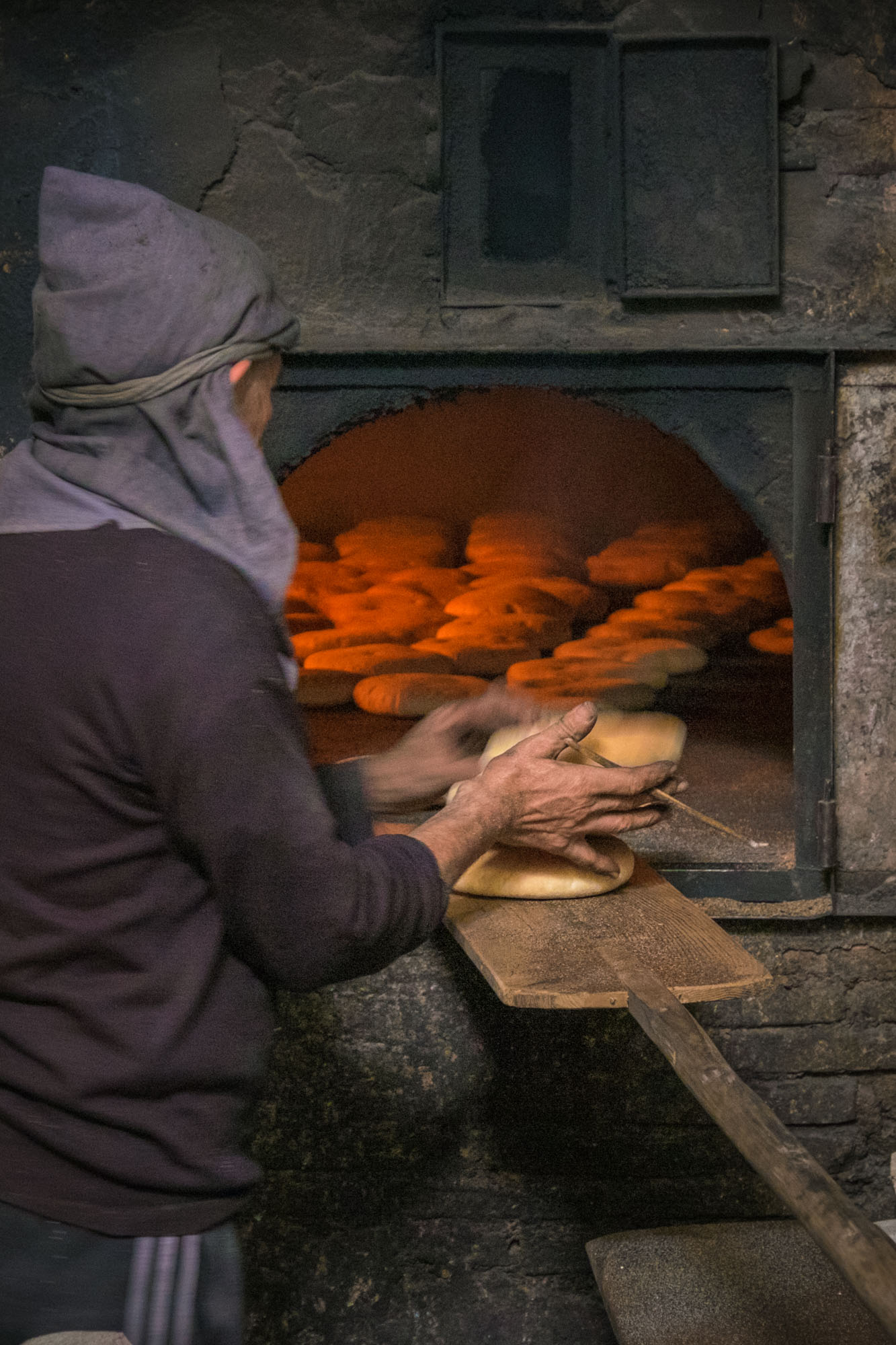 Baker - Fes