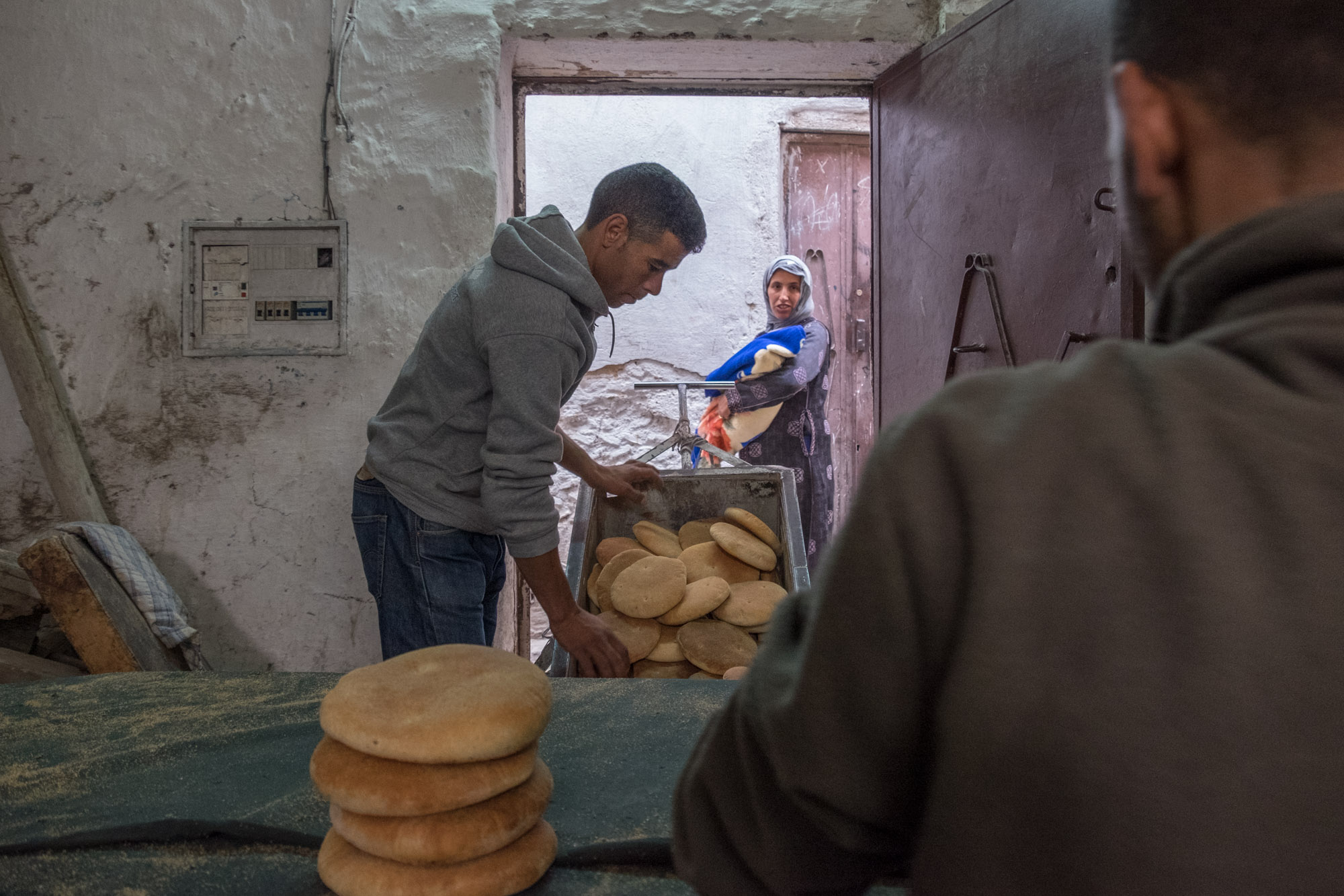 Daily Bread - Fes