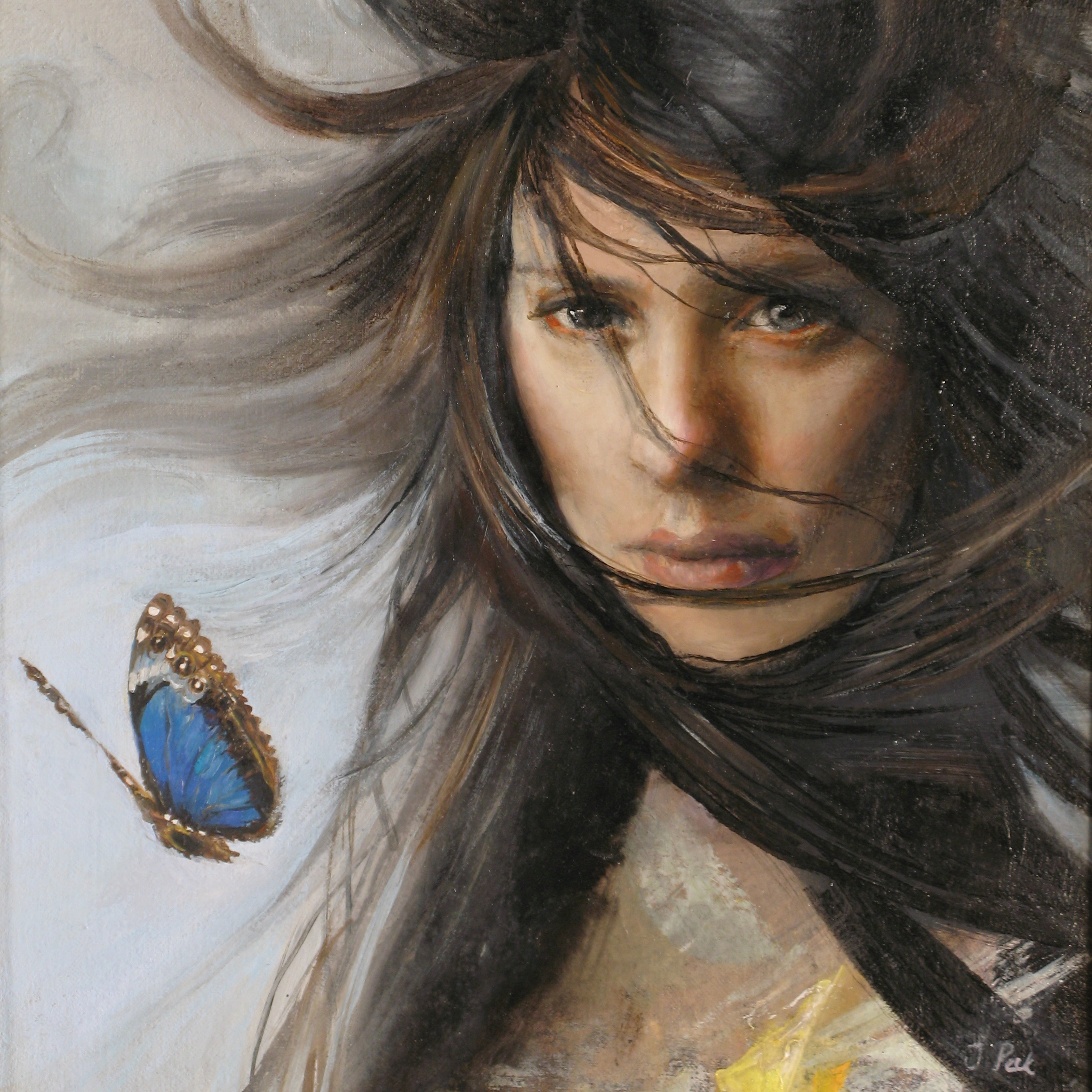 Butterfly Effect (Private Collection)
