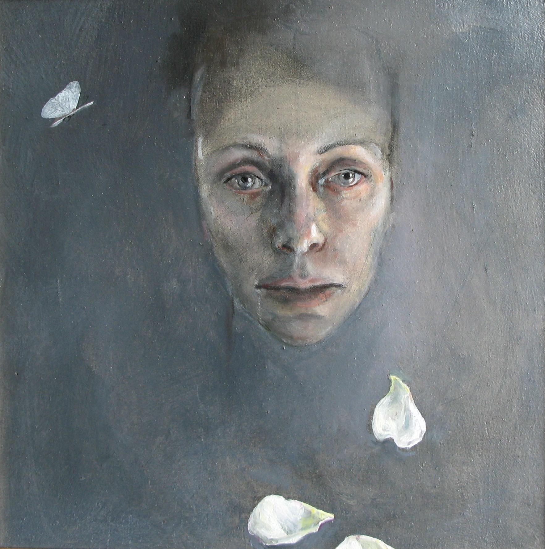 White Rose (Private Collection)