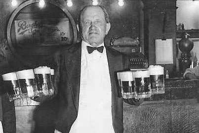The Berghoff Bar