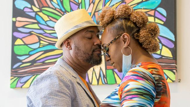 (Singer of Husband/Wife Duo) Aja Graydon of Kindred The Family Soul Sept 25th