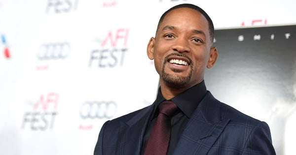 (Actor) Will Smith Sept 25th
