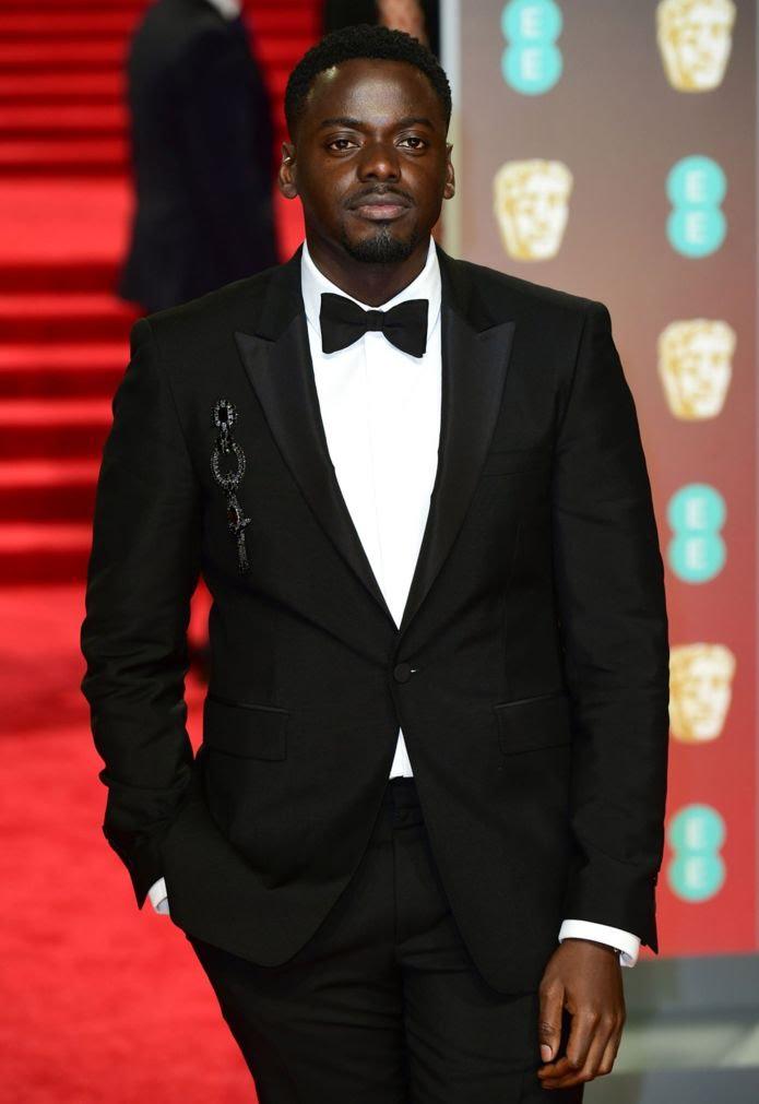 2018 BAFTA AWARDS - Daniel Kaluuya