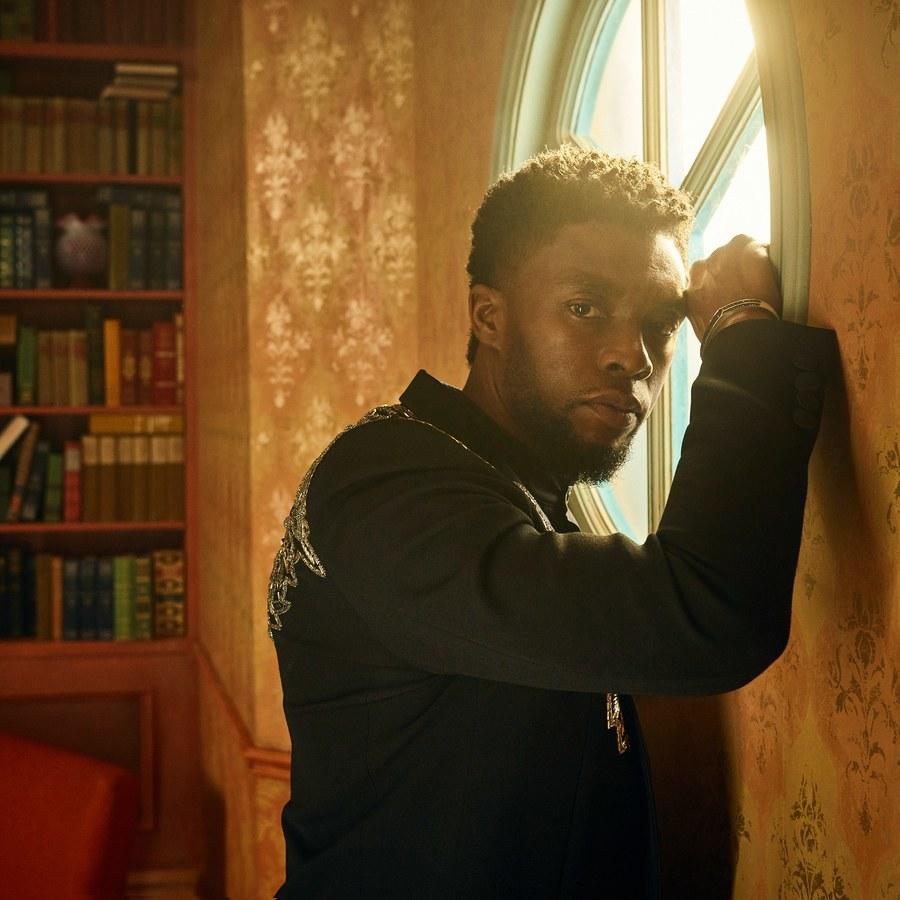 Chadwick Boseman -