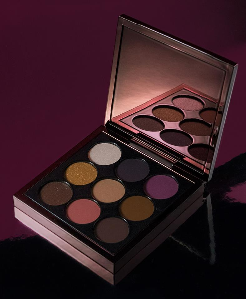 Aaliyah Collection - Eye Palette in sultry hues