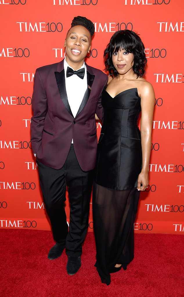 Lena Waithe & Alana Mayo - Red Carpet Fashion: TIME 100 Gala 2018