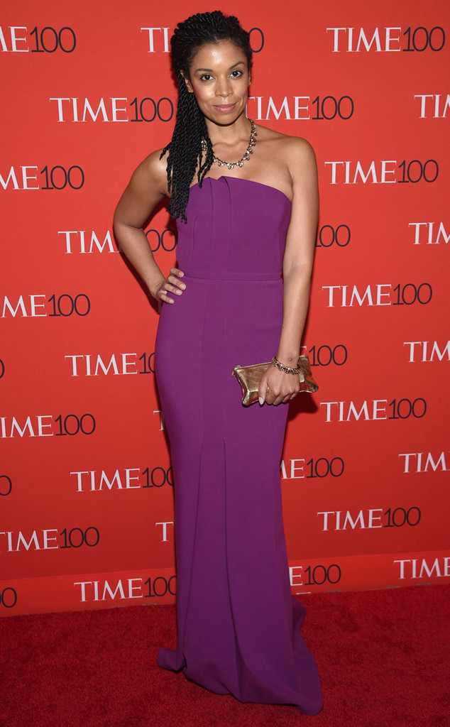 Susan Kelechi Watson - Red Carpet Fashion: TIME 100 Gala 2018