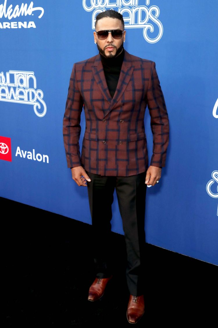 SOUL TRAIN AWARD 2018 RED CARPET AL B SURE.jpg