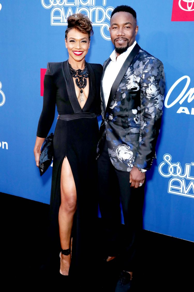 SOUL TRAIN AWARD 2018 RED CARPET MICHAEL JAI WHITE AND WIFE.jpg