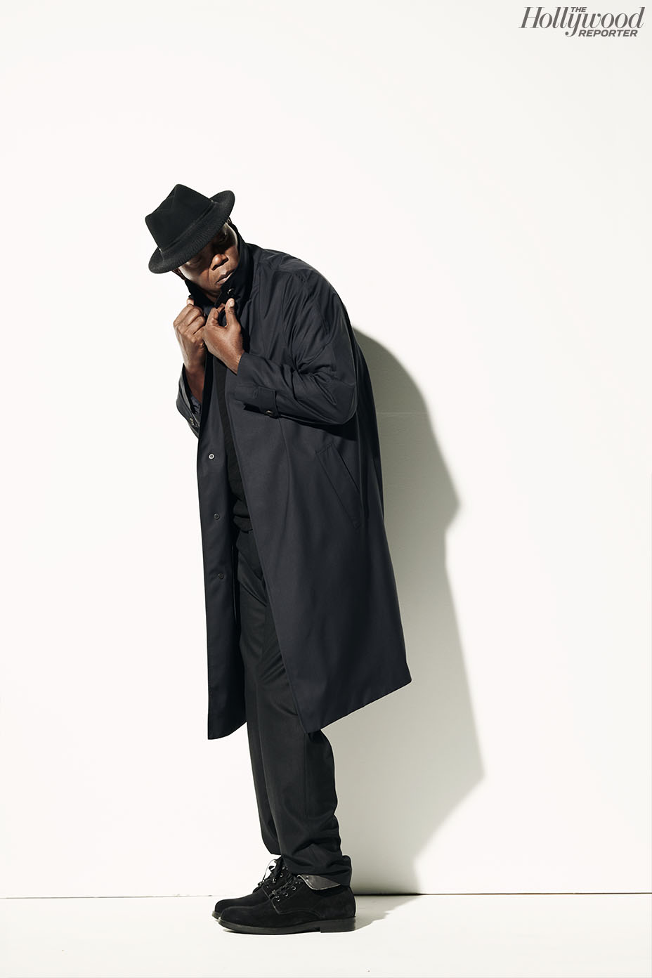 THE HOLLYWOOD REPORTER JANUARY 2019 SAMUEL L JACKSON TRENCH COAT.jpg