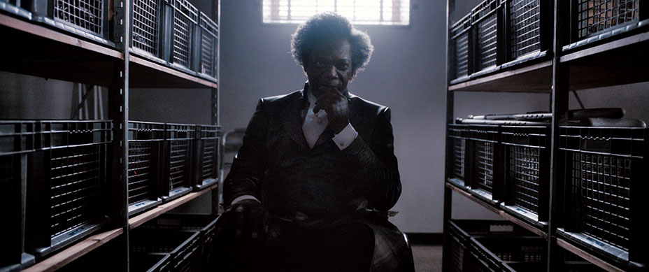 "- Be sure to check out his new movie M. Night Shyamalan's ""Glass"" in theaters January 18, 2019!"