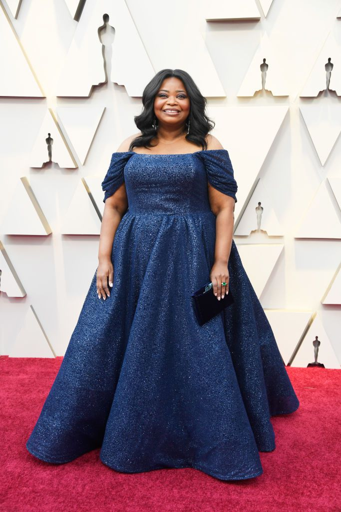 OCTAVIA SPENCER - In Christian Siriano