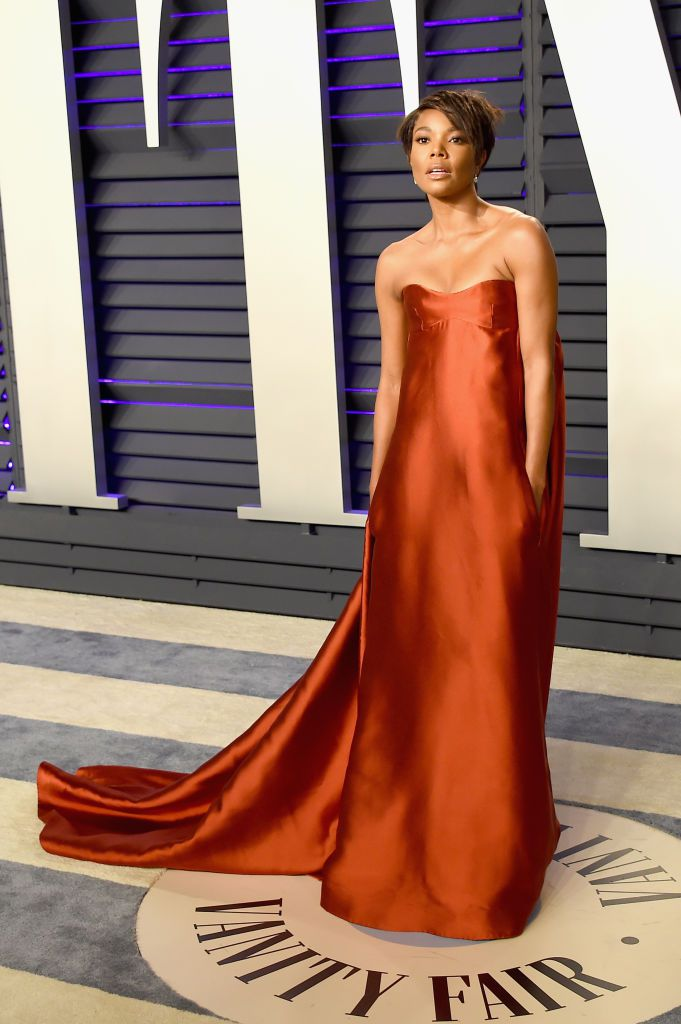 GABRIELLE UNION-WADE - VANITY FAIR OSCAR AFTER PARTY 2019
