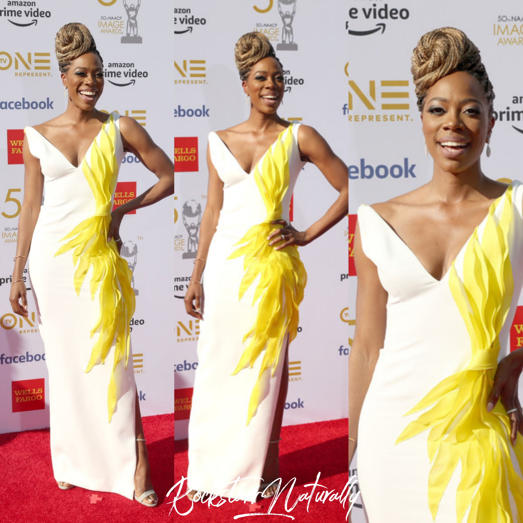 50TH NAACP IMAGE AWARDS RED CARPET 2019 YVONNE ORJI COLLAGE.png