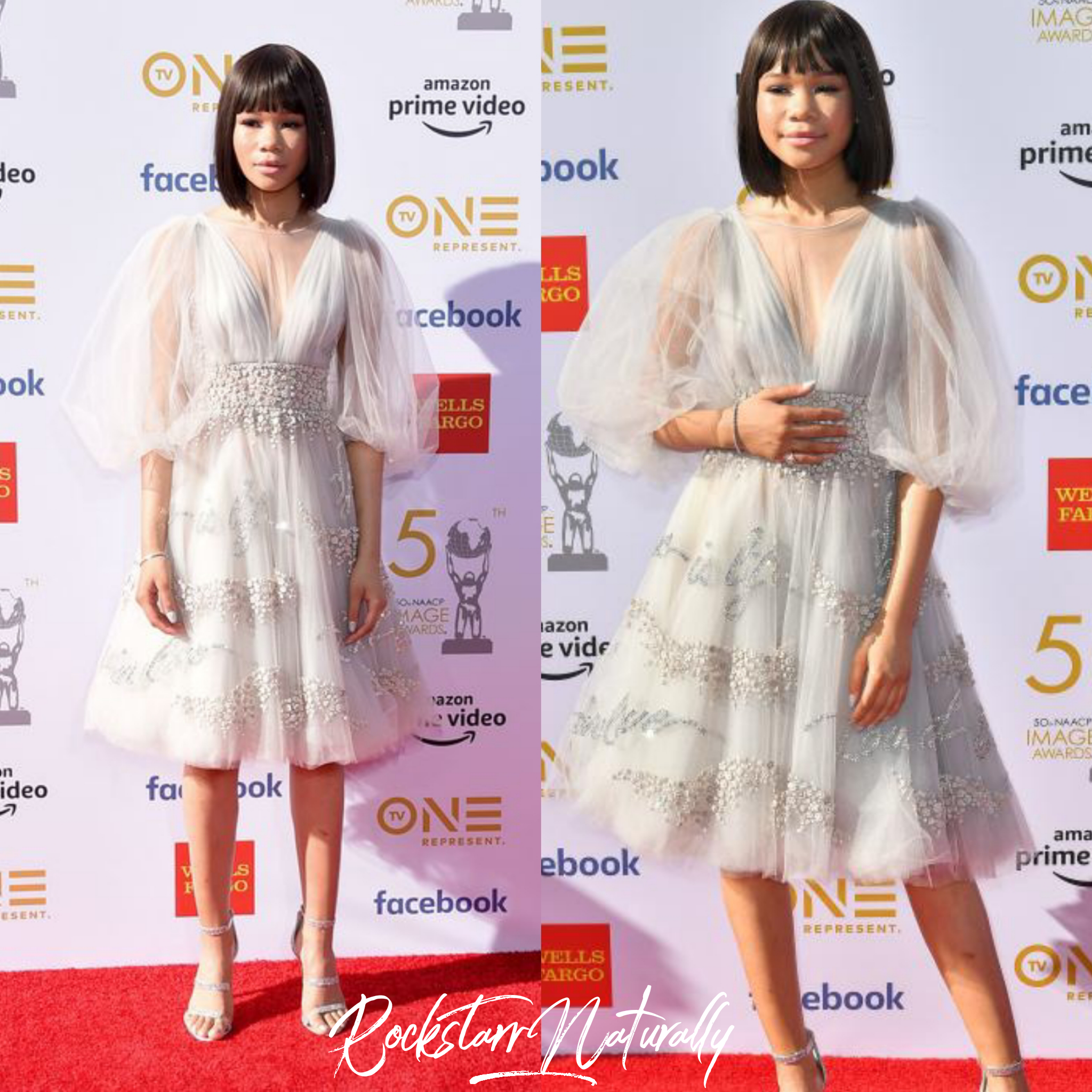 50TH NAACP IMAGE AWARDS RED CARPET 2019 STORM REID COLLAGE.png